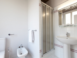 Hotel Avia:Bathroom