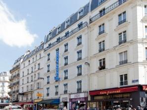 Hotel Avia:Facade