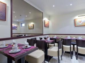 Hotel Avia:Breakfast